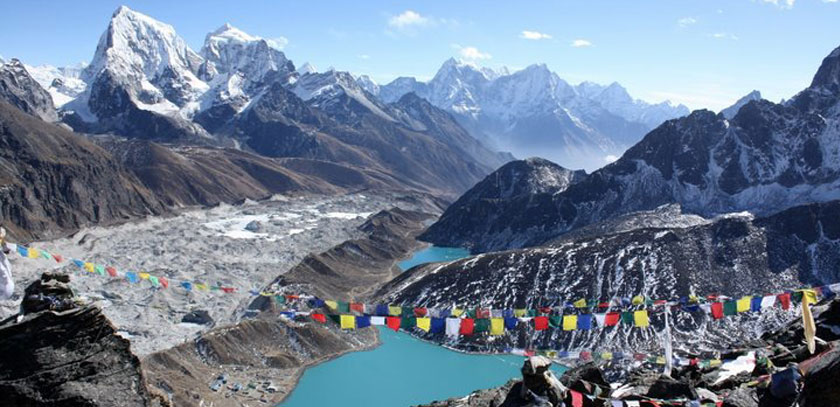 Everest & Gokyo Lakes